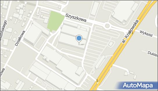 Centrum Krakowska, 02-183 Warszawa, al. Krakowska 61  - Centrum handlowe