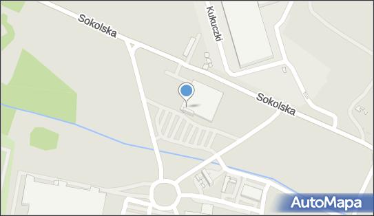 Decathlon, Sosnowiec, ul. Sokolska 35