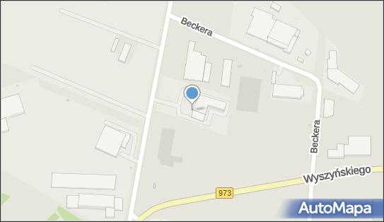 DHL Tarnow, Tarnów, Czysta 11  - DHL