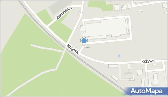 AGORA S.A., Piła, Krzywa 35  - Drukarnia