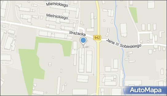 REMI-B, Bielsko-Biała, ul.Strażacka 35