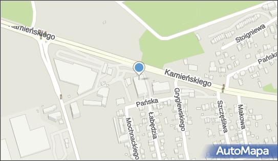Efl SA Oddział Kraków, Kraków, Kamieńskiego 51