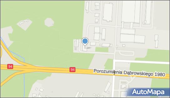 Mr Hamburger,  Dąbrowa Górnicza, Katowicka 5  - Fast Food - Bar