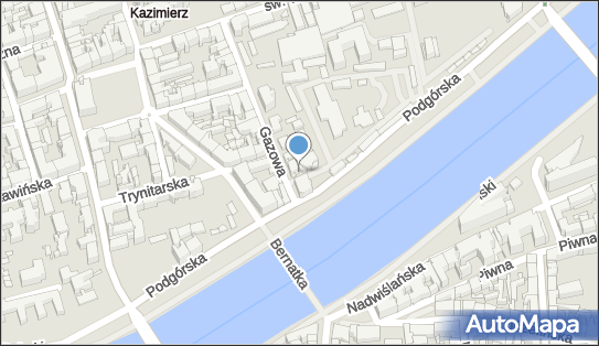 Zakład Gazowniczy w Krakowie, Kraków -KSOG, Gazowa 16