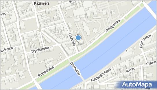 Zakład Gazowniczy w Krakowie,  Kraków -KSOG, Gazowa 16  - Gazownia