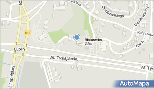 Dworek Szlachecki, Lublin, ul. Sienna 25