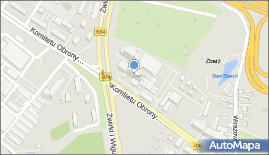 Lotnisko , Warszawa, ul. 17 Stycznia  32 - Gromada - Hotel