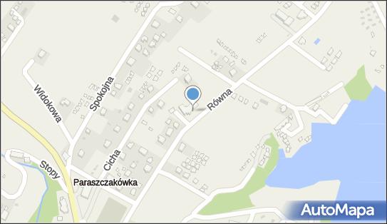 CWS Unitra, Polańczyk, Równa 19  - Hotel