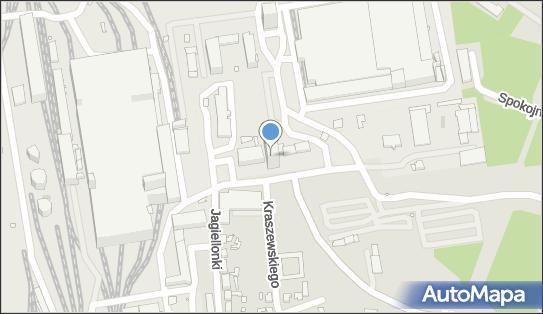 Hotel Orion, Gliwice, ul. Mechaników  9