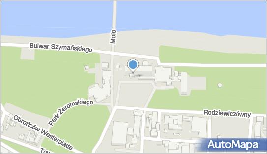 Sanatorium Uzdrowiskowe Bałtyk I, Kołobrzeg