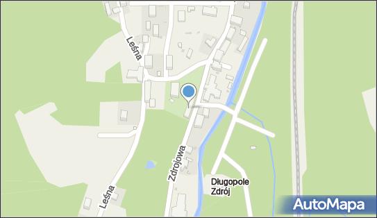 Szpital Uzdrowiskowy Mieszko, Długopole-Zdrój, ul. Zdrojowa  8
