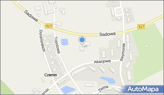 Zajazd Jonatan, 82-400 Czernin, ul. Sadowa  2 - Hotel