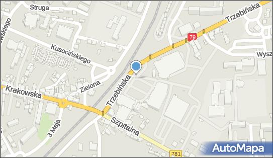 Inspekcja Transportu Drogowego, 32-500 Chrzanów, Trzebińska79  - Inspekcja Transportu Drogowego