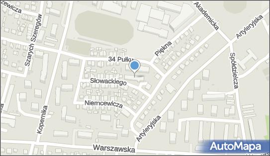 Zamel gaz, Biała Podlaska, Juliusza Słowackiego 1  - Instalacja gazowa - Montaż, Naprawa