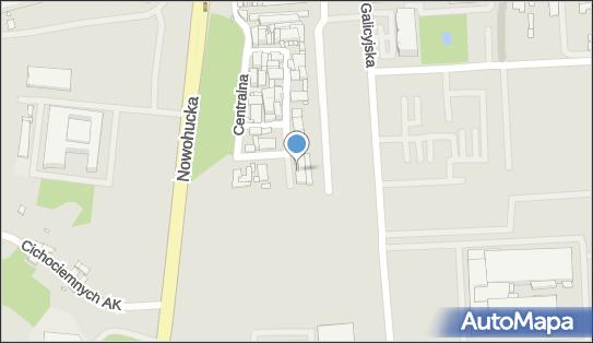 Inter Cars,  Kraków, Centralna 91  - Inter Cars - Sklep, Hurtownia