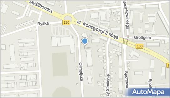 Inter Cars,  Gorzów Wielkopolski, Olimpijska 44  - Inter Cars - Sklep, Hurtownia