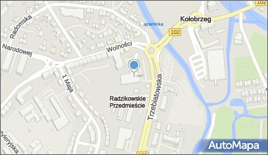 Intermarche, Kołobrzeg, Trzebiatowska 6
