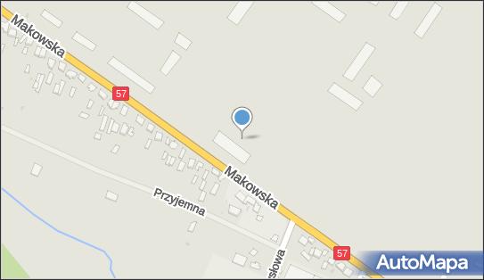 JW5699 2 Ośrodek Radioelektroniczny, Przasnysz, Makowska 1