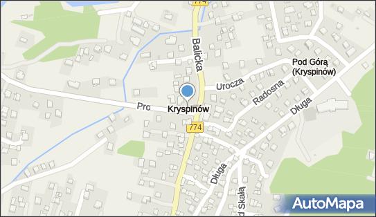 Karczma Rohatyna, Kryspinów, Cholerzyn 261