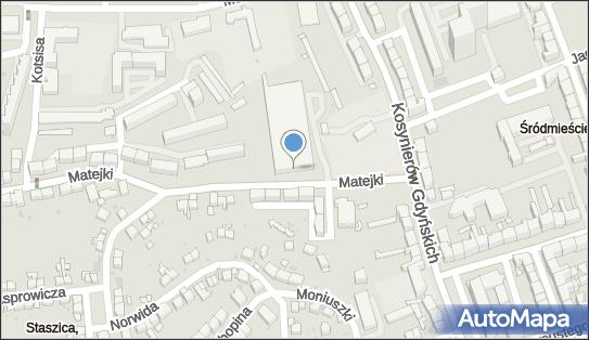 Kaufland, 66-400 Gorzów Wielkopolski, ul. Jana Matejki 96  - Kaufland - Supermarket