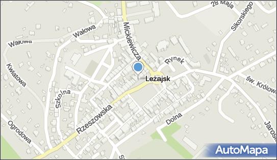 Ankara, 37-300 Leżajsk, Rynek 7  - Kebab - Bar