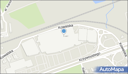 KFC Korona, Wrocław, ul. Krzywoustego 126