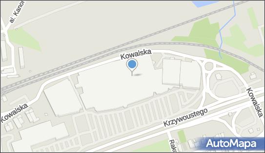 KFC, Wrocław, ul. Krzywoustego 126