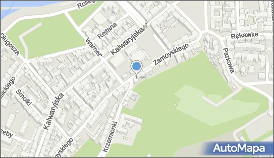 Komisariat Policji V, Kraków, Zamoyskiego 22