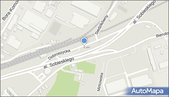 Radar, pomiar prędkości, 51-301 Wrocław - Kontrola Policji, pomiar prędkości