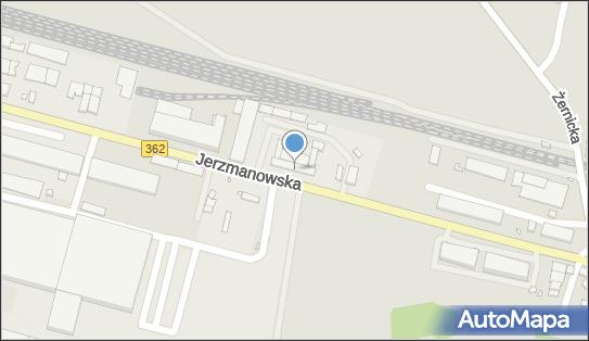 Dragongaz, Wrocław, Jerzmanowska 9  - LPG - Stacja