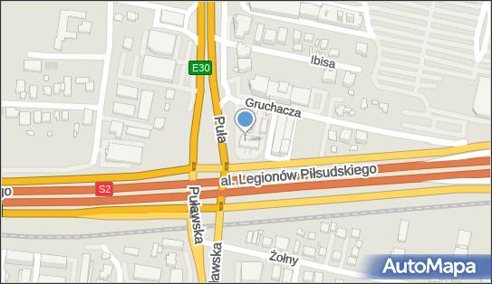 LPG, Warszawa, Shell, 24h  - LPG - Stacja