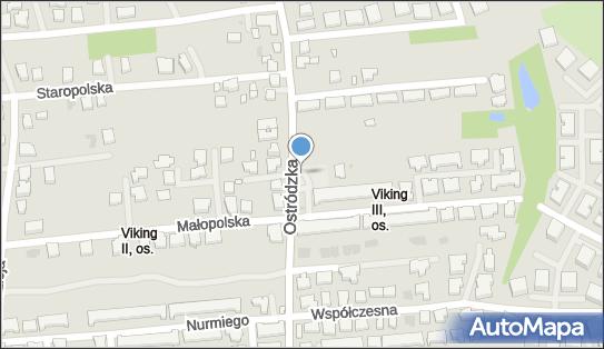 Stacja LPG, 03-289 Warszawa, Ostródzka  - LPG - Stacja