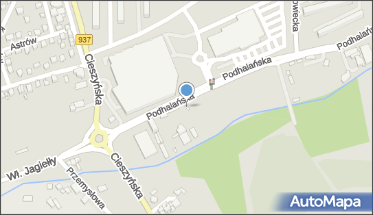 TANK-GAZ,  Jastrzębie-Zdrój, Podhalańska 25  - LPG - Stacja