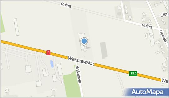 EXPRESSLOGIC T.J. Czajka s.j., Siedlce, Warszawska 24  - MAN Truck & Bus - Sprzedaż, Serwis