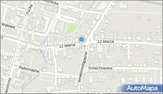 mBank, Wejherowo, 12 Marca 181  - mBank - Oddział