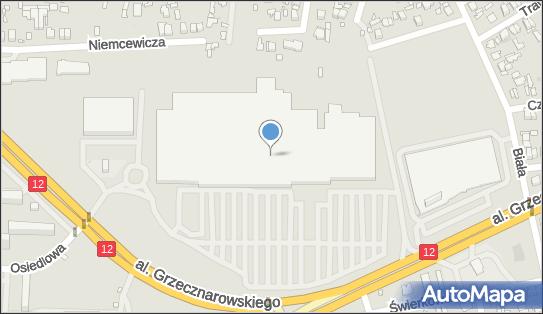Media Markt, Radom, Grzecznarowskiego 28