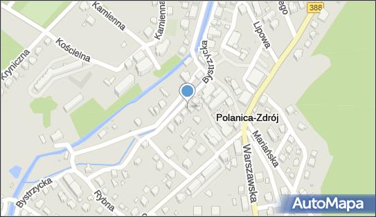 Przy Kominku,  Polanica-Zdrój, Bystrzycka 33  - Mleczny - Bar