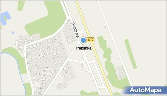 Treblinka Obóz Zagłady - Muzeum Walki i Męczeństwa,  Treblinka - Muzeum