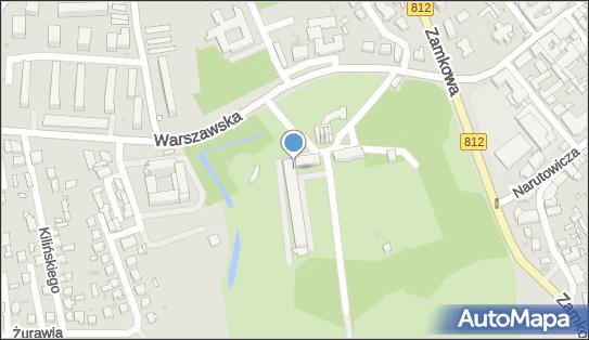 Delegatura - Lubelski NFZ, 21-500 Biała Podlaska, Warszawska 12c  - Narodowy Fundusz Zdrowia