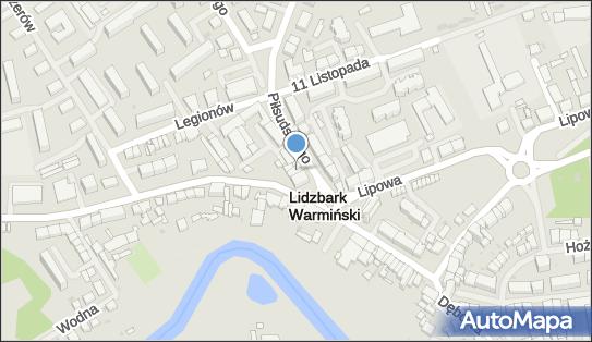 Neonet, Lidzbark Warmiński, Józefa Piłsudskiego, marsz. 3