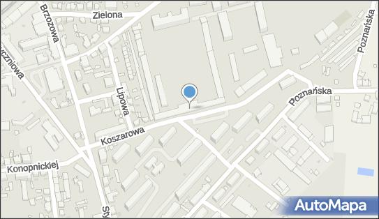 Jednostka Wojskowa, Sulechów, Koszarowa 17  - Obiekt wojskowy