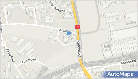 Sala Zabaw Figloland, Chorzów, ul. Katowicka 111 - Obiekt sportowy