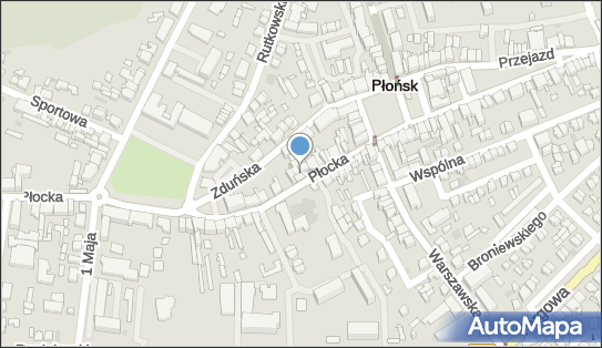 Sklep Odzieżowy Elżbieta, Płońsk, Płocka 14