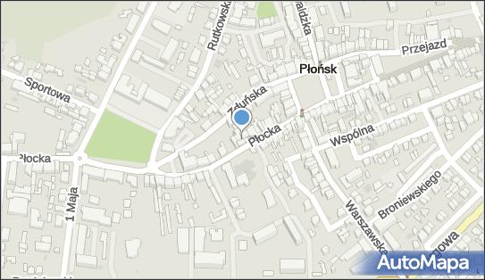 Sklep Odzieżowy Elżbieta, 09-100 Płońsk, Płocka 14  - Odzieżowy - Sklep