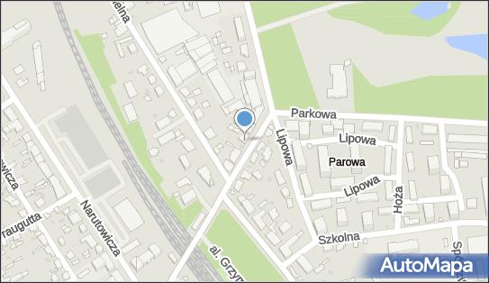 Sklep Ogrodniczy, Aleksandrów Kujawski, Dworcowa 17