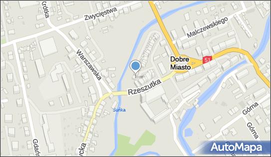 Orange, 11-040 Dobre Miasto, Jana Pawła II 38  - Orange - Sklep