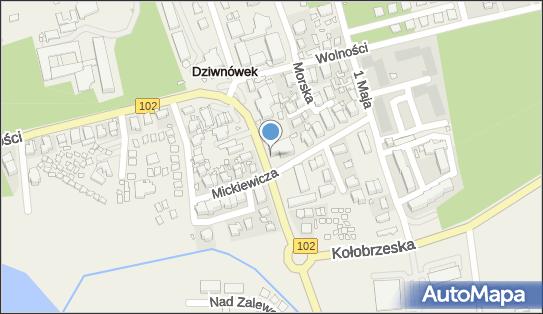 OW Contessa, 72-420 Dziwnówek, Kamieńska 15  - Ośrodek wypoczynkowy