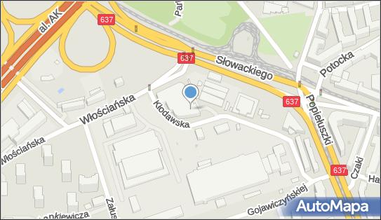 Metro Marymont, Warszawa - P+R - Parking