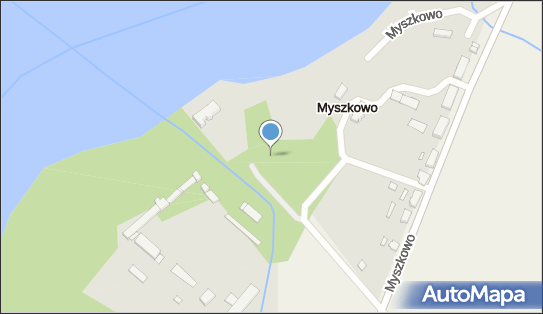 Pałac, Dwór, Myszkowo