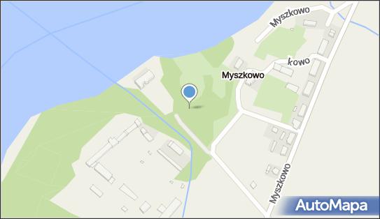 Pałac, Dwór, 64-500 Myszkowo, Myszkowo  - Pałac, Dwór